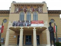 A Soproni Petőfi Színház  (saját fotó)